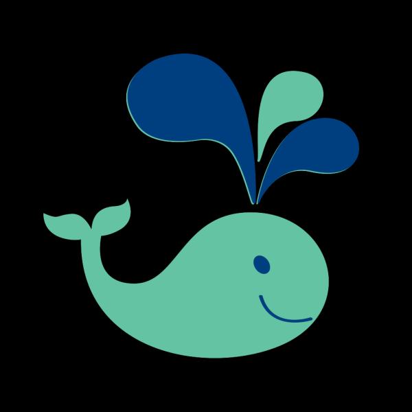 Whale 2 PNG Clip art