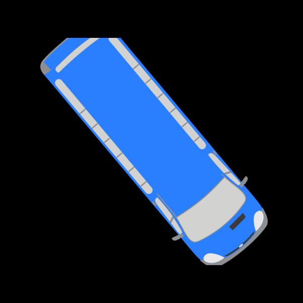 Blue Bus - 310 PNG images
