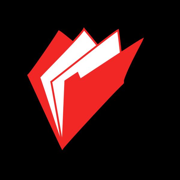 Folder Red PNG Clip art
