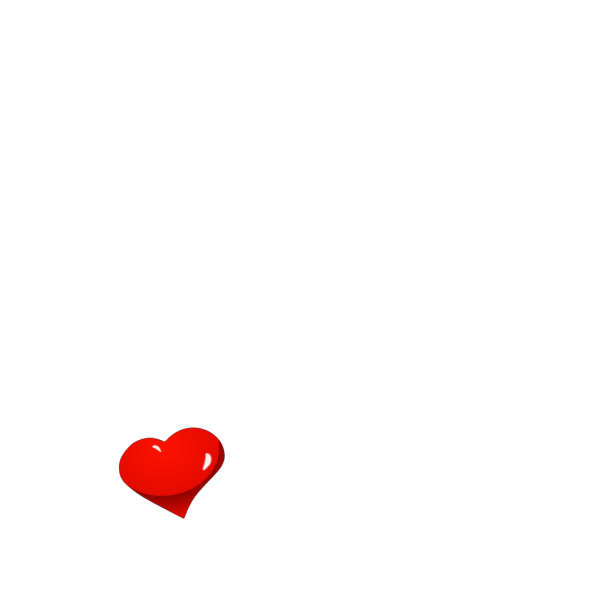 Small Heart Vine PNG icon