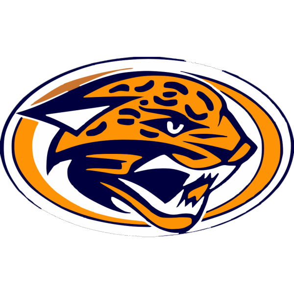 Jaguars Gold Yellow And Navy Blue Cut PNG Clip art