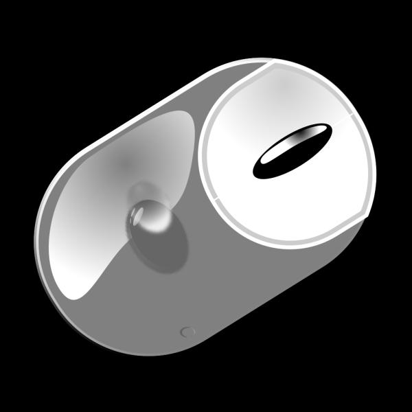 Blue Computer Mouse PNG Clip art