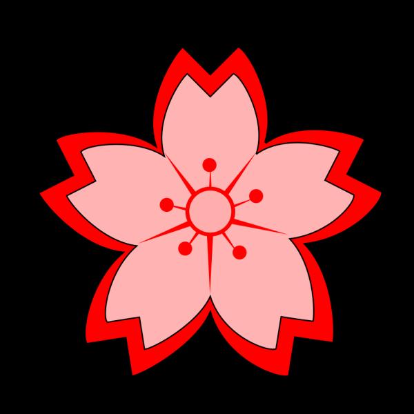 Blue Sakura PNG Clip art