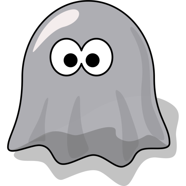 Ghost Under Hood PNG Clip art