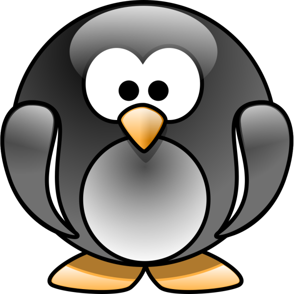 Cartoon Penguin PNG Clip art