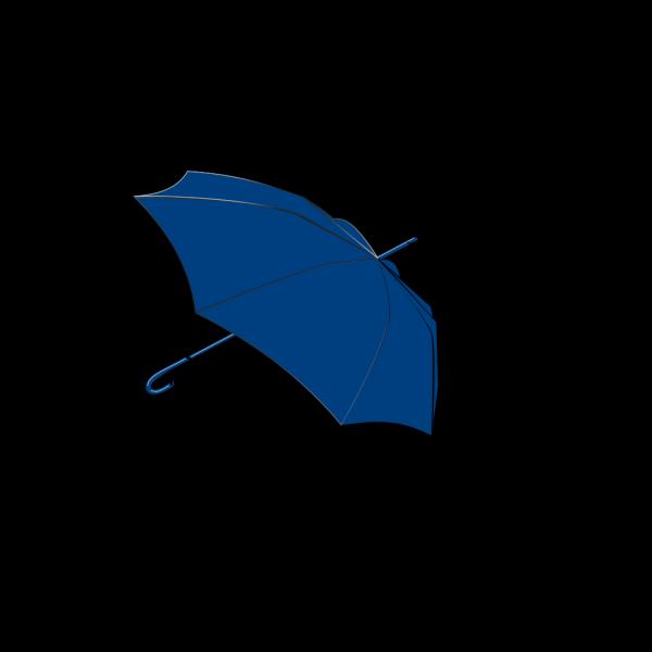 Blue Umbrella PNG Clip art
