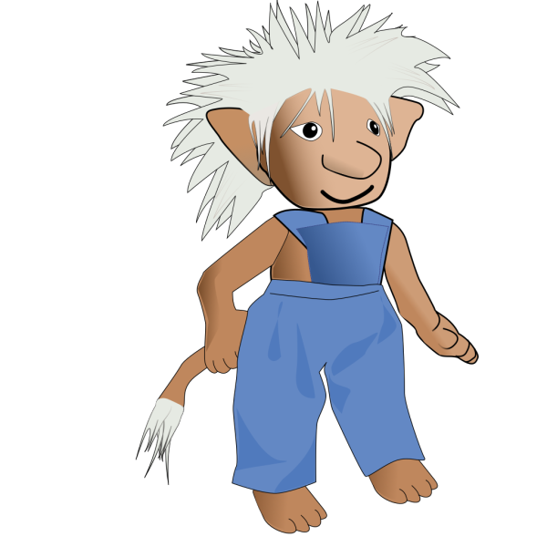 Troll  PNG clipart