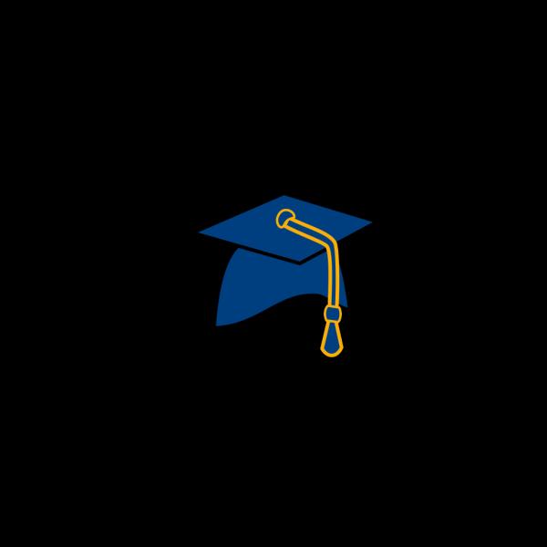 Blue Grad PNG Clip art