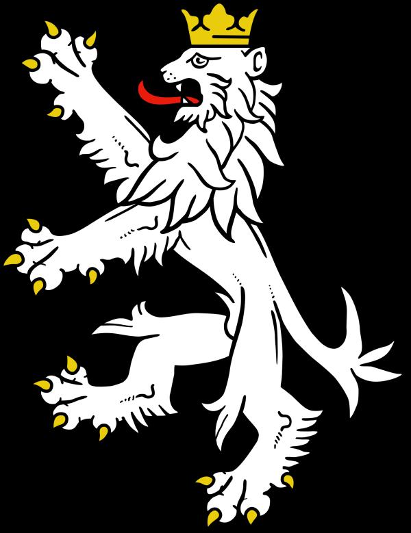 Blue Lion PNG Clip art