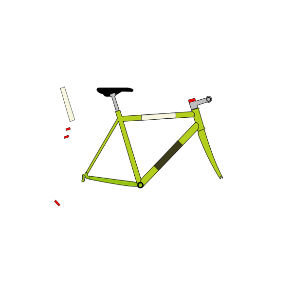 Bike Paint Scheme PNG clipart