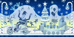 Winter Wonderland  PNG Clip art