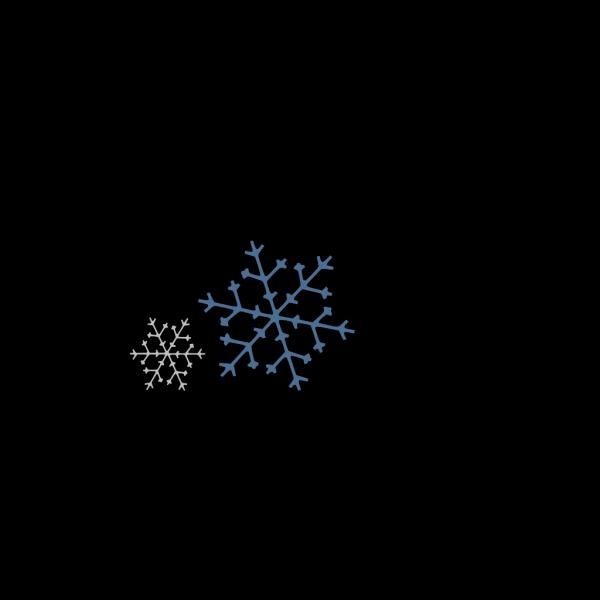 Snowflakes PNG Clip art