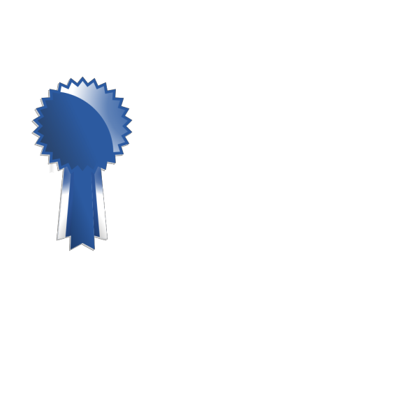 Blue Ribbon Award PNG images