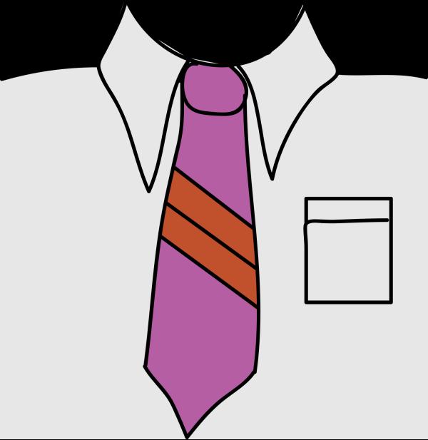 Blue Tie PNG Clip art