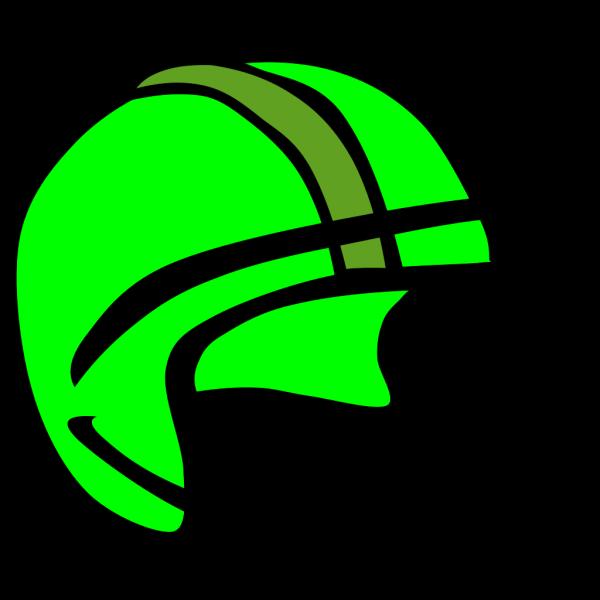 Blue Football Helmet Facing Left PNG Clip art