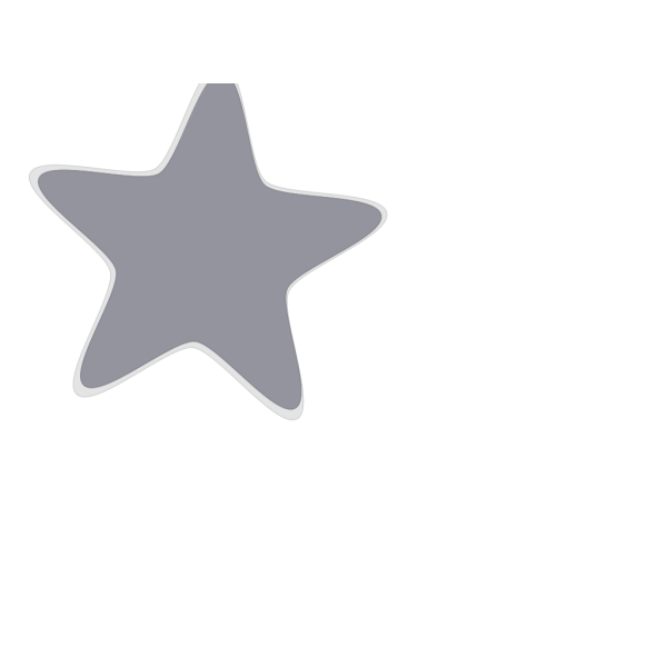 Baby Blue Star PNG Clip art