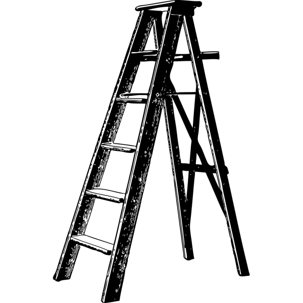 Blue Ladder PNG images