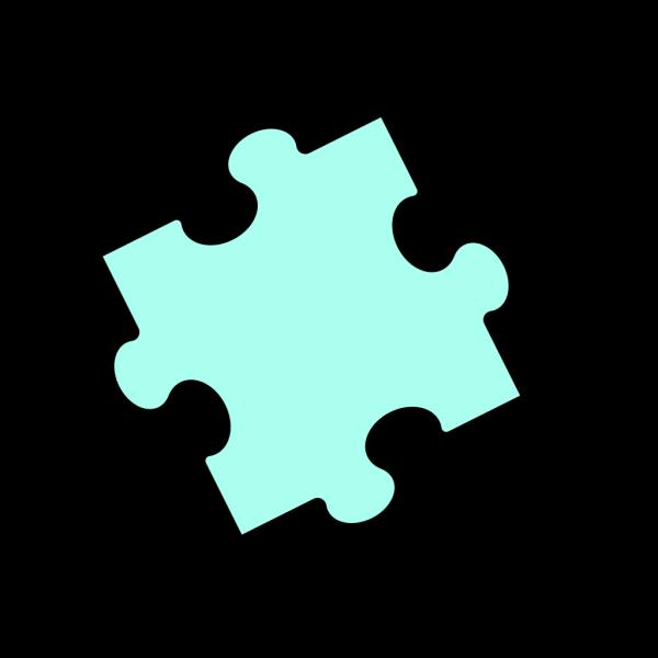 Puzzle Piece A PNG clipart