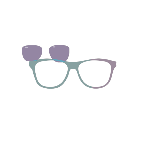 Purple And Blue Shades PNG Clip art