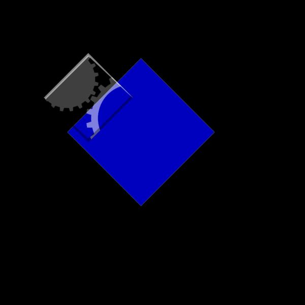 Squaregear PNG Clip art