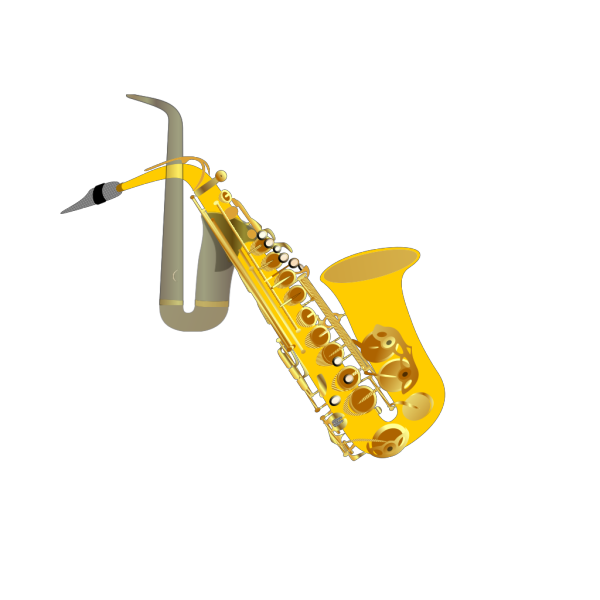 Saxophone PNG images