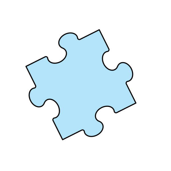 Puzzle Piece - Leadership PNG clipart