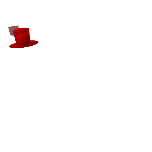 Skull With Top Hat And Ccigar PNG images