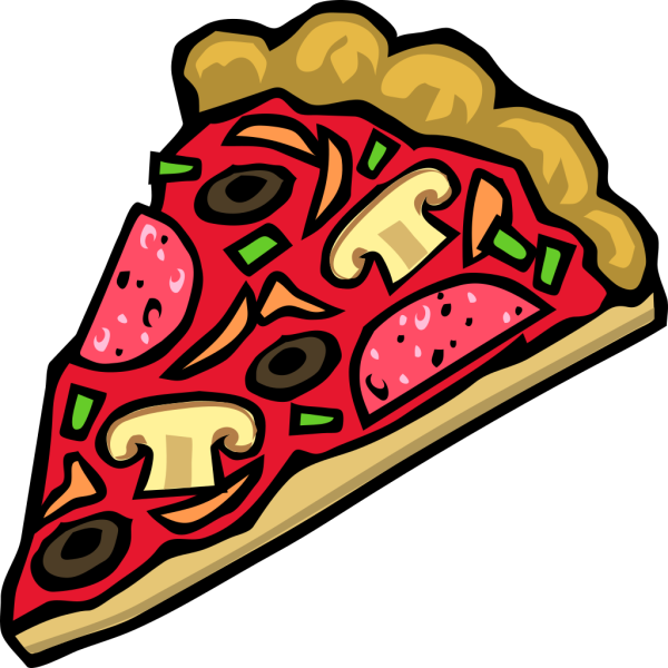 Pizza Slice PNG images