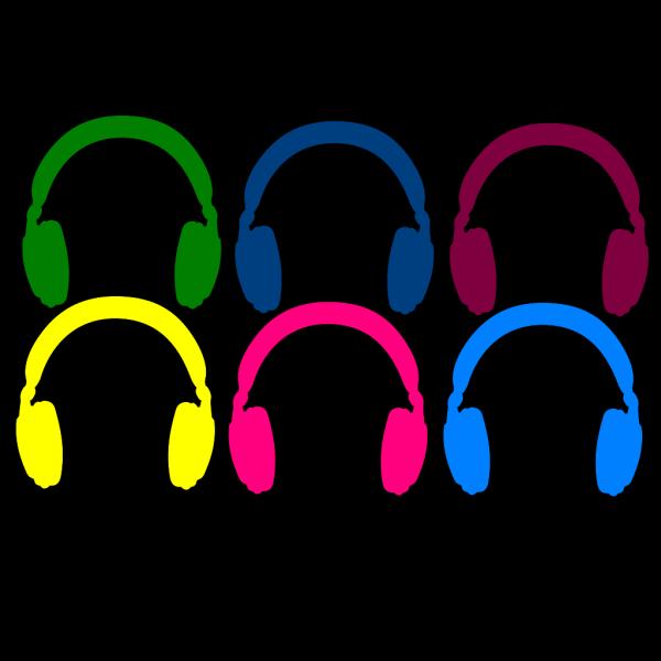 Computer Headphones PNG images