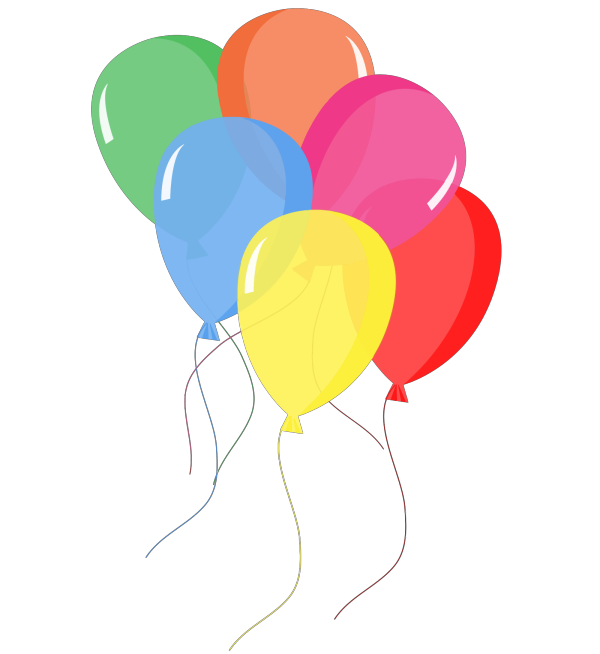 Balloons PNG Clip art
