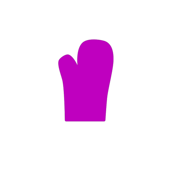 Oven Mitt PNG images