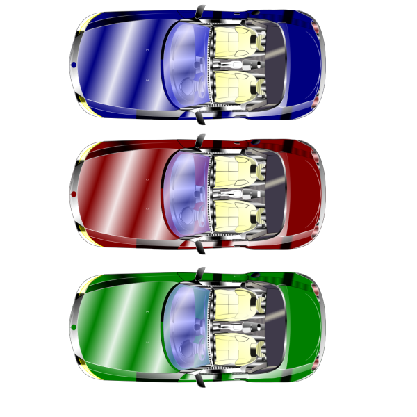 Convertibles PNG Clip art