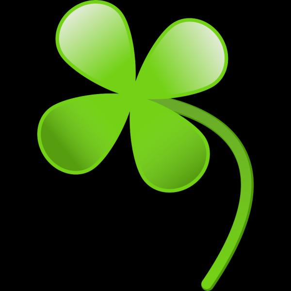 4 Leaf Clover PNG Clip art