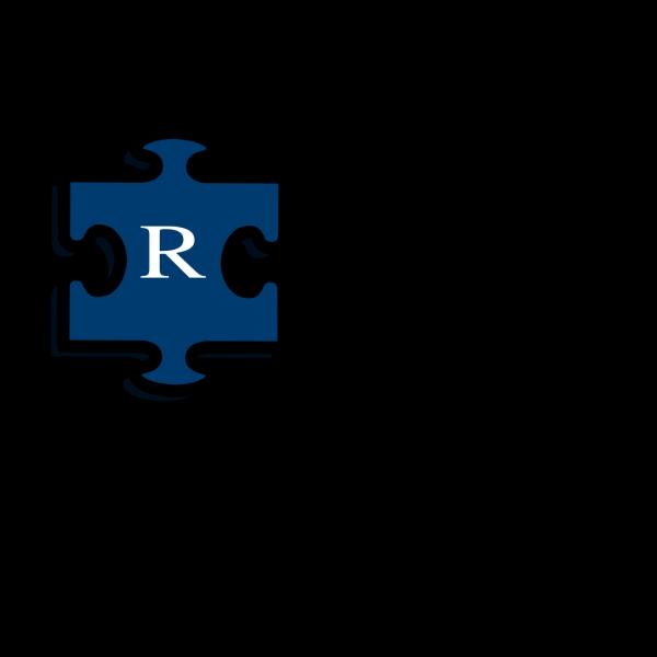 Puzzle R PNG Clip art