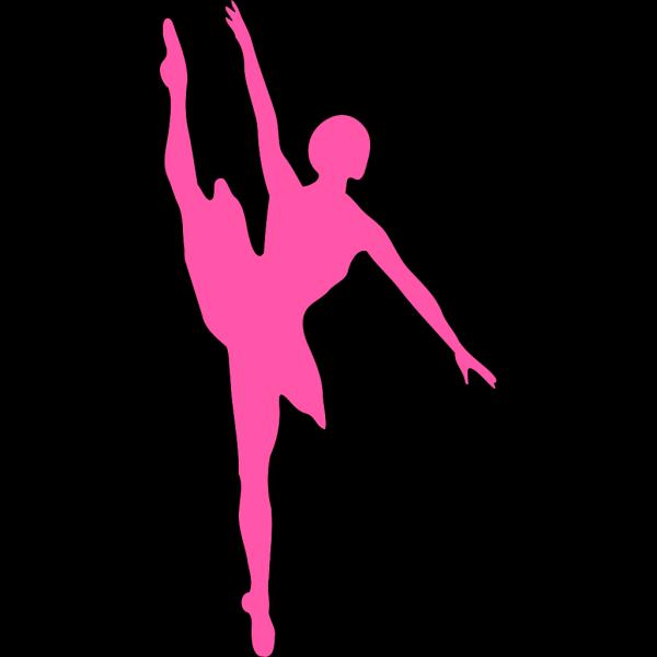 Ballerina Blue PNG Clip art
