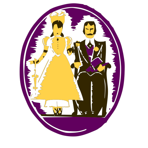 Husband And Wife PNG Clip art