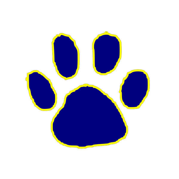 Tiger Paw PNG Clip art