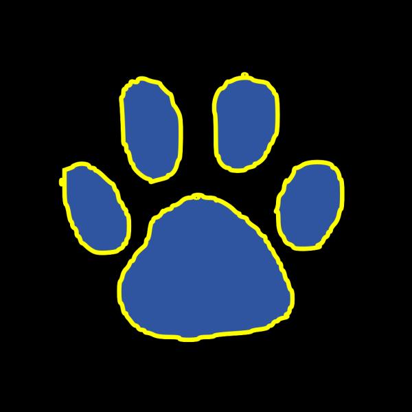 Tiger Paw PNG Clip art