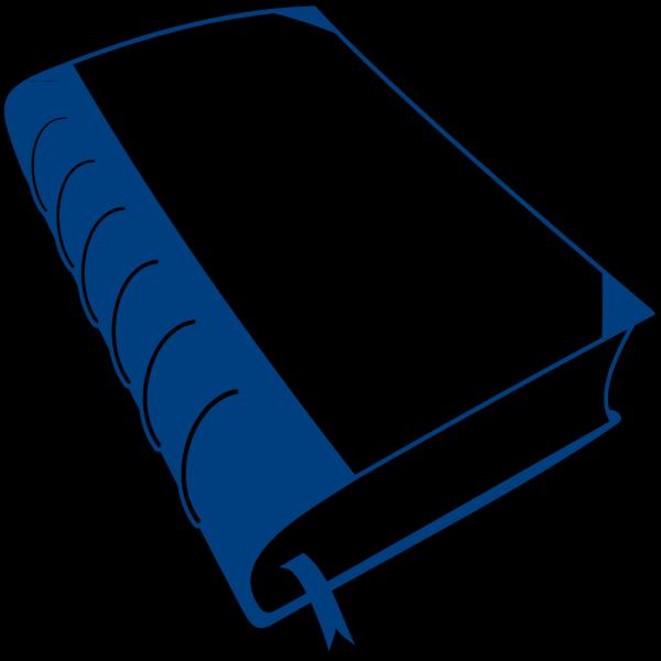 Blueoldbook16^2 PNG Clip art