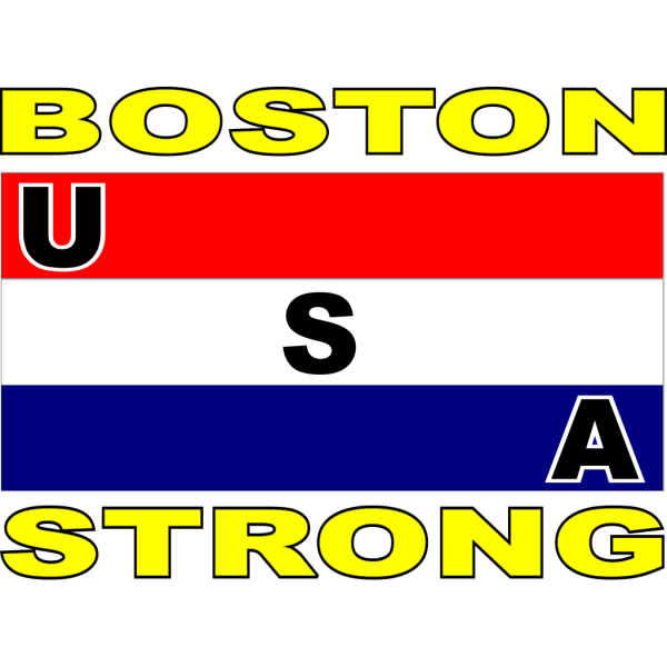 Boston Strong PNG Clip art