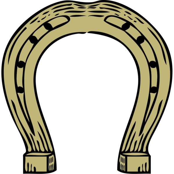 Horseshoe PNG Clip art