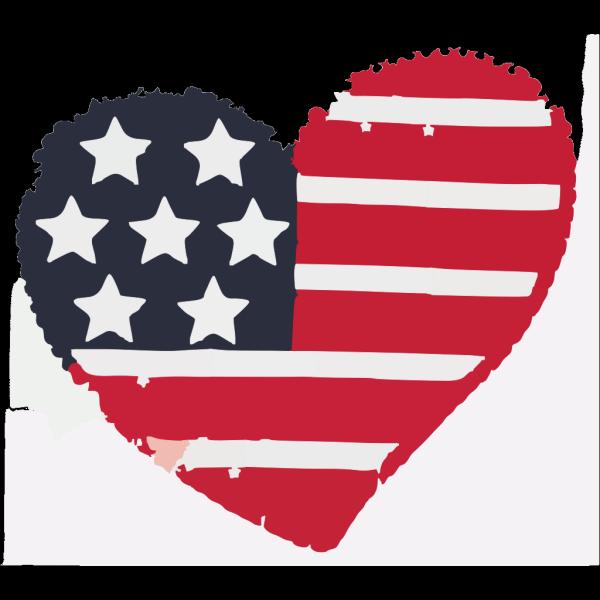 American Heart PNG Clip art