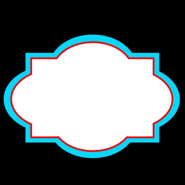 Decorative Label PNG Clip art