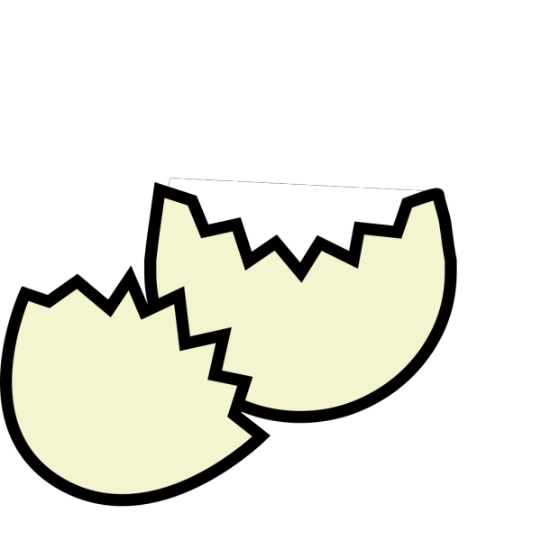 Cracked Egg PNG images