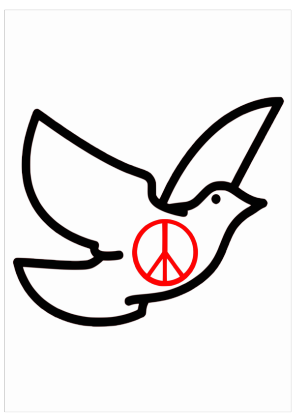 Blue Dove PNG icon