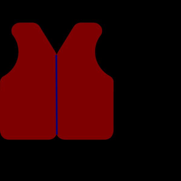 Button Vest PNG images