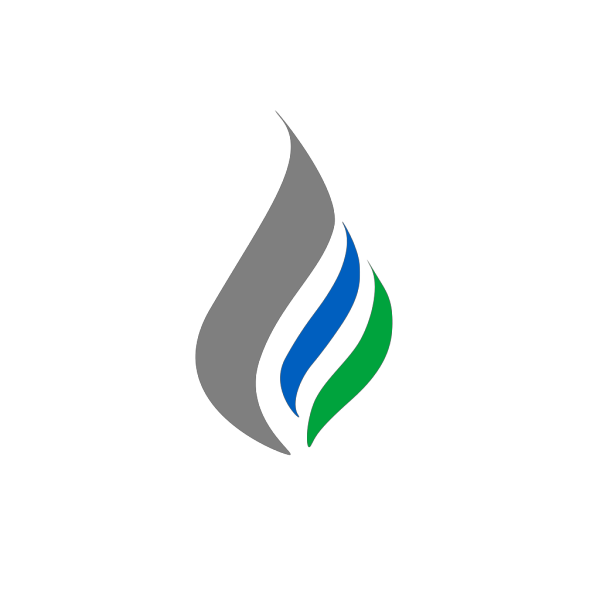 Graybluegreenflame PNG Clip art