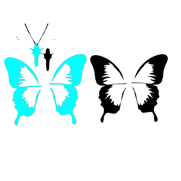 Butterfly Wings PNG Clip art