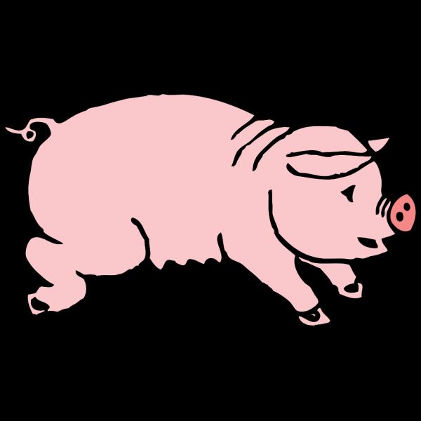 Piggie Pig PNG Clip art
