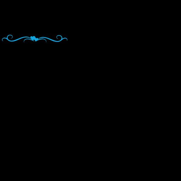 Heart Border PNG Clip art